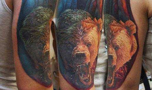 Cover Up - Прикриване на старата татуировка с нова!